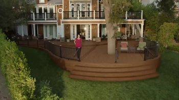 Trex TV Spot, 'Engineering What's Next in Outdoor Living' - Thumbnail 9