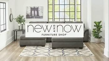 Big Lots New and Now Furniture Shop TV Spot, 'Granger Sofa' - Thumbnail 3