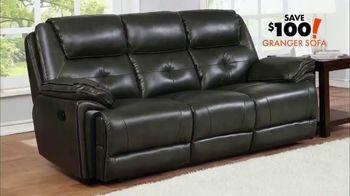 Big Lots New and Now Furniture Shop TV Spot, 'Granger Sofa' - Thumbnail 5