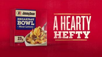 Jimmy Dean Breakfast Bowl TV Spot, 'Somethin' to Eat' - Thumbnail 5