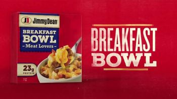 Jimmy Dean Breakfast Bowl TV Spot, 'Somethin' to Eat' - Thumbnail 6