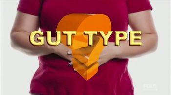 Usana TV Spot, 'Dr. Oz: Gut Type'