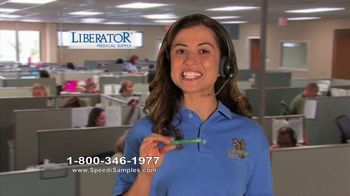 Liberator Medical Supply, Inc. TV Spot, 'Julie: SpeediCath Compact for Women'