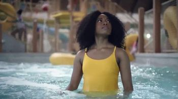 Great Wolf Lodge TV Spot, 'Water Slide, Splash and Scream Together'