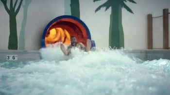 Great Wolf Lodge TV Spot, 'Water Slide, Splash and Scream Together' - Thumbnail 7