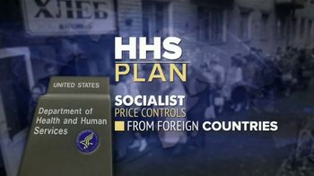 Americans for Tax Reform TV Spot, 'HHS Plan' - Thumbnail 4