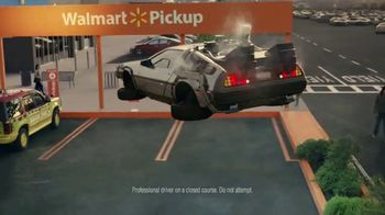 Walmart TV Spot, 'Famous Cars: Back to the Future'
