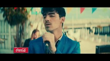 Coca-Cola TV Spot, '2019 Fan Party: Jonas Brothers' - Thumbnail 1