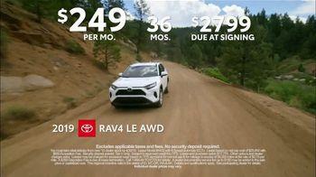 2019 Toyota RAV4 TV Spot, 'Redefine' [T2] - Thumbnail 7