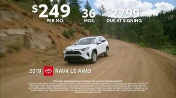 2019 Toyota RAV4 TV Spot, 'Redefine' [T2] - Thumbnail 8