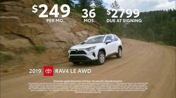 2019 Toyota RAV4 TV Spot, 'Redefine' [T2] - Thumbnail 9