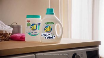 All Free Clear Odor Relief TV Spot, 'The First Time' - Thumbnail 6