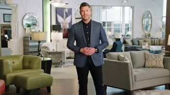 Rooms to Go TV Spot, 'People Like Me' Featuring Jesse Palmer - Thumbnail 1