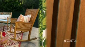HomeGoods TV Spot, 'Outdoor Oasis' - Thumbnail 3
