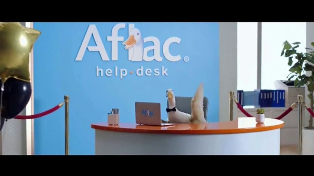 Aflac TV Commercial, '2019 ACM Awards: Celebrities. Music. Questions About Aflac.'