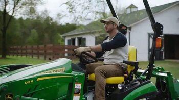 John Deere Test Drive Event TV Spot, 'Run With Us: Drive Green' - Thumbnail 2