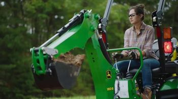 John Deere Test Drive Event TV Spot, 'Run With Us: Drive Green' - Thumbnail 4