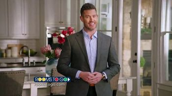 Rooms to Go TV Spot, 'Room Packages' Featuring Jesse Palmer