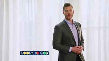 Rooms to Go TV Spot, 'Room Packages' Featuring Jesse Palmer - Thumbnail 2