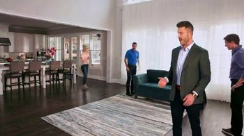 Rooms to Go TV Spot, 'Room Packages' Featuring Jesse Palmer - Thumbnail 4
