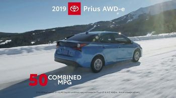 2019 Toyota Prius TV Spot, 'Live for Adventure' [T2] - Thumbnail 6
