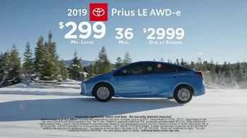2019 Toyota Prius TV Spot, 'Live for Adventure' [T2] - Thumbnail 7