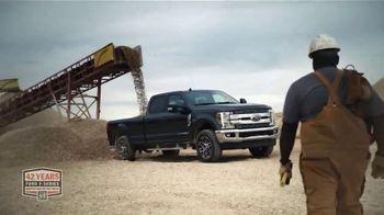 Ford F-Series TV Spot, 'Model Employee' [T2]