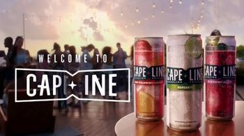 Cape Line Sparkling Cocktails TV Spot, 'Rooftop' Song by Lizzo - Thumbnail 10