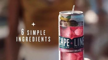 Cape Line Sparkling Cocktails TV Spot, 'Rooftop' Song by Lizzo - Thumbnail 7