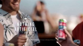 Cape Line Sparkling Cocktails TV Spot, 'Rooftop' Song by Lizzo - Thumbnail 8