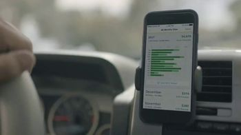 MileIQ TV Spot, 'App Review: I Don't Have to Think About Every Drive' Featuring Dan Garland - Thumbnail 5