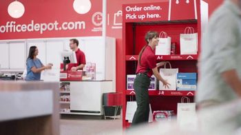 Office Depot OfficeMax TV Spot, 'For the Team: HP Ink' - Thumbnail 1