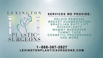 Lexington Plastic Surgeons TV Spot, 'Karen King's Tummy Tuck' - Thumbnail 10