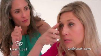 Lash Leaf TV Spot, 'Naturally Stunning Eyelashes' - Thumbnail 7