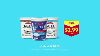 ALDI TV Spot, 'Father and Son: Yogurt' - Thumbnail 10