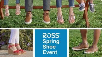 Ross Spring Shoe Event TV Spot, 'Something for You' - Thumbnail 10