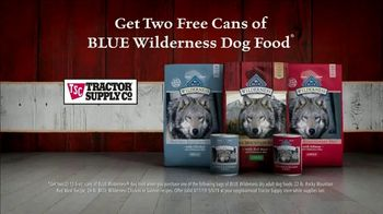 Blue Buffalo BLUE Wilderness TV Spot, 'Wolf Dreams: Tractor Supply Deal' - Thumbnail 9