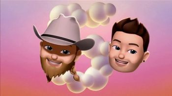 Apple Music TV Spot, 'Florida Georgia Line + Memoji' - Thumbnail 2