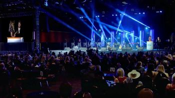 Aflac TV Spot, '2019 ACM Awards' Featuring Brandon Ray, Carly Pearce - Thumbnail 1