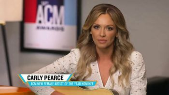 Aflac TV Spot, '2019 ACM Awards' Featuring Brandon Ray, Carly Pearce - Thumbnail 7