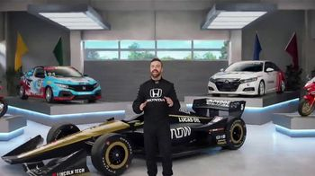 Honda Dream Garage Spring Event TV Spot, 'Soul of a Race Car' Featuring James Hinchcliffe [T2]