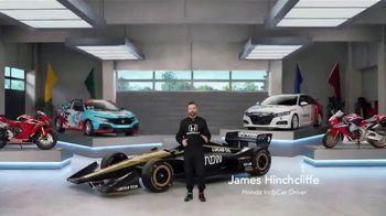 Honda Dream Garage Spring Event TV Spot, 'Soul of a Race Car' Featuring James Hinchcliffe [T2] - Thumbnail 2