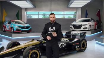 Honda Dream Garage Spring Event TV Spot, 'Soul of a Race Car' Featuring James Hinchcliffe [T2] - Thumbnail 5