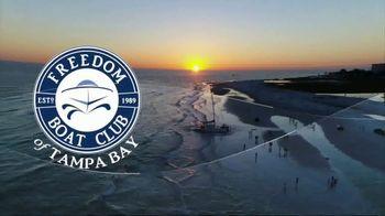 Freedom Boat Club TV Spot, 'Ready to Go' - Thumbnail 9