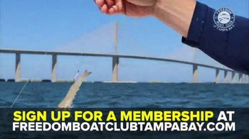 Freedom Boat Club TV Spot, 'Ready to Go' - Thumbnail 6