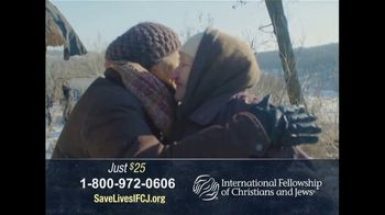 International Fellowship Of Christians and Jews TV Spot, 'Survival Package' - Thumbnail 8