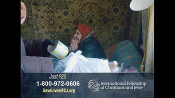 International Fellowship Of Christians and Jews TV Spot, 'Survival Package' - Thumbnail 5