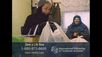 International Fellowship Of Christians and Jews TV Spot, 'Survival Package' - Thumbnail 6