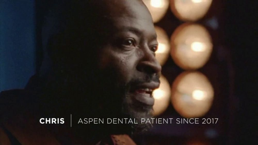 Aspen Dental CareCredit TV Commercial, 'Yes Campaign: Chris's Story' - Video