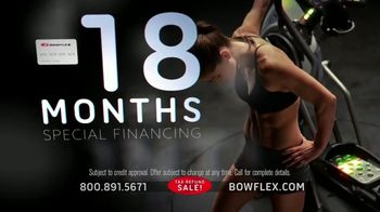 Bowflex Max Trainer Tax Refund Sale TV Spot, 'Here's What's Wrong' - Thumbnail 9